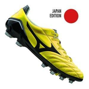 Mizuno , Chaussures de foot pour homme jaune jaune