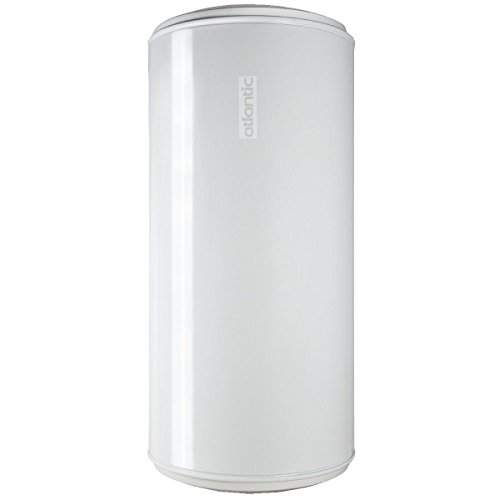 Atlantic 021120- Calentador de agua blindado vertical, monofasico, 200 l, 220