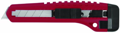 Autoload Snap - Hyde Tools 42048 18-Millimeter Auto-Load Snap-Off Knife