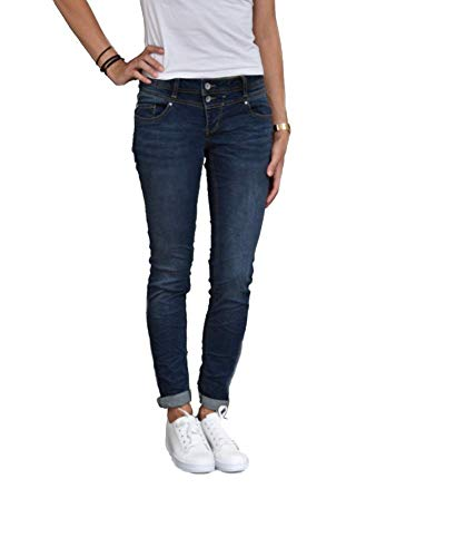 Buena Fonc Denim Femmes Vista Fonc Bleu Jeans Bleu pour Miami rq0rZF