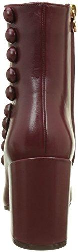 LAutre Chose Zip, Stivali Donna Rosso (Bordeaux)