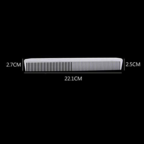 Professional Combs Hairdressing Brush Haircut Hair Salon Styling Barber Comb Kit (Types - 06100)