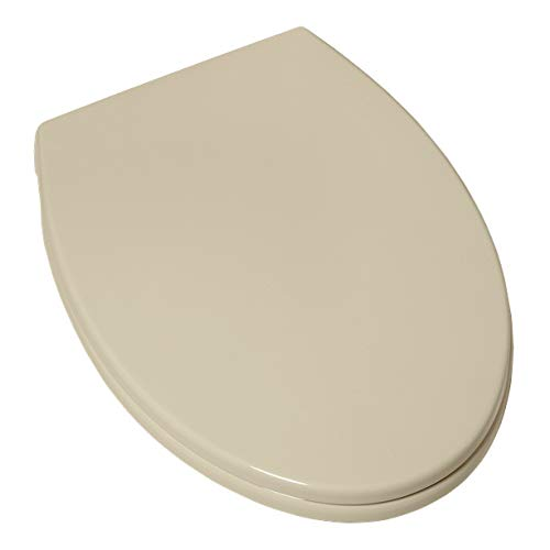 American Standard 5256A.65C.021 Luxury Slow Close Elongated Toilet Seat with Lid