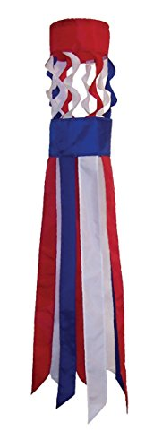 In the Breeze Patriot Twistair Windsock, 40-Inch