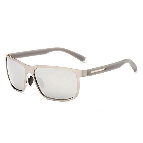 A-Royal Mens Fashion Metal Frame Driving Polarized - Frames Specsavers Mens