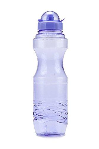 Bluewave Bullet BPA Free Sports Water Bottle - 0.6 Liter (20 oz) Iris Purple