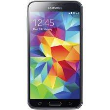 Samsung Korea Galaxy S5 G900F 4G LTE 16GB Factory Unlocked GSM Quad-Core Android Smartphone - Retail Packaging - Black, International Version No - Version International S5 Unlocked