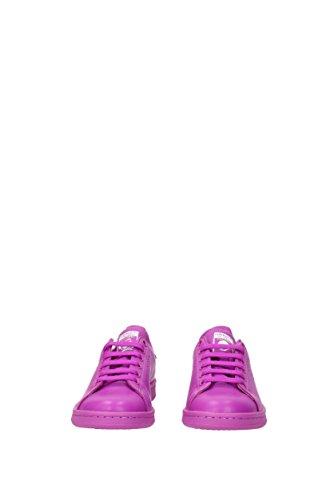 Sneakers 1 Adidas 41 Piel Unisex 3eu S74593rafsimonsstansmith Fucsia OY1qvrOw