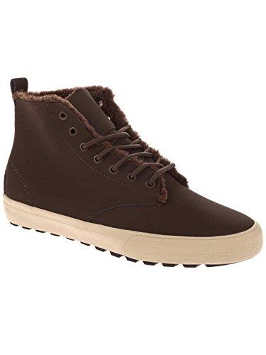 Global Eye Wear Crusade - Zapatillas para hombre marrón piel