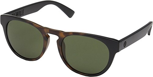 Electric Eyewear Men's Nashville Tort Burst/Ohm Grey One Size