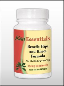 Kan Herbs - Essentials- Benefit Hips and Knees 120 tabs