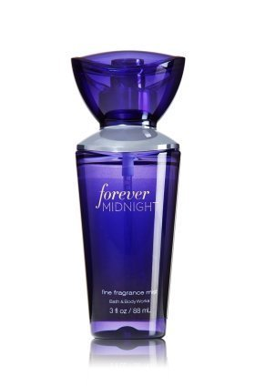 Bath & Body Works Forever Midnight Travel Size Fine Fragrance Mist 3 oz ()