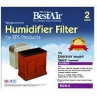 Bemis Wick Filter by RPS ESWC (2 per box)