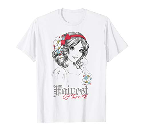Disney Snow White Fairest Of Them All Graphic T-Shirt -