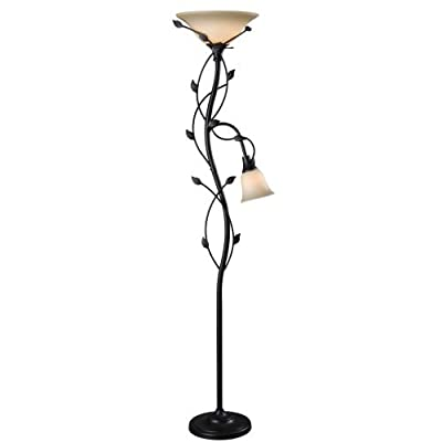 Kenroy Home 32239ORB Ashlen Table Lamp, Oil Rubbed Bronze Finish