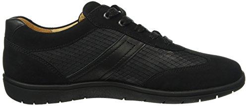 Sneakers Donna G 0100 Nero Weite GanterGILL Schwarz qE1WnOpw