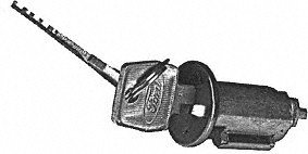 MOTORCRAFT sw814Interruptor de encendido y cilindro de bloqueo