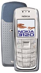 Nokia 3120 Phone (AT&T)