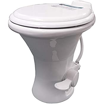 Stupendous Amazon Com Dometic 300 Series Standard Height Toilet White Pdpeps Interior Chair Design Pdpepsorg