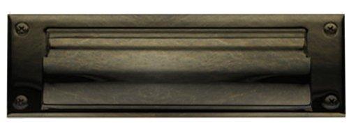 Baldwin 0017.050 Satin Brass & Black 10