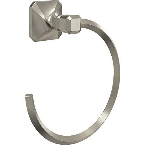 Franklin Brass NAP46-SN Napier Towel Ring, Satin Nickel