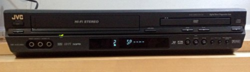 JVC HR-XVC30U Hi-Fi DVD/VCR Combination