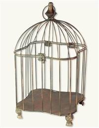 - Victorian Trading Co Metal Iron Bird Cage Display 16