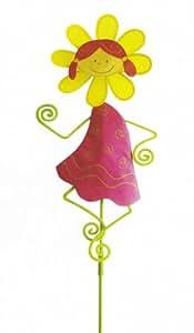 Molino de viento de flores Fountasia International Girl