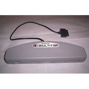 Hudson Soft Super Nintendo Multitap