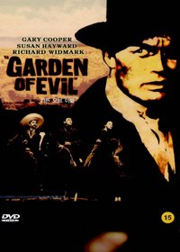 Movie DVD - Garden Of Evil (Region code : 0) (Korea Edition)