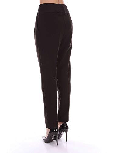 Poliestere Nero Donna 6759black Blugirl Pantaloni q180wF