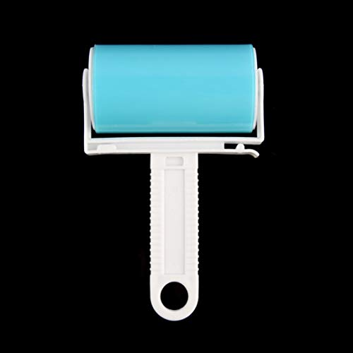 Mazur Washable Sticky Hair Removal Roller Fluff Pet Hair Dust Clothes Furniture