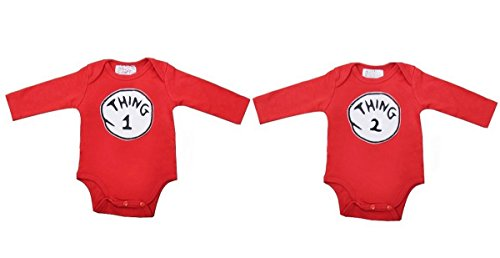 thing 1 thing 2 baby costumes