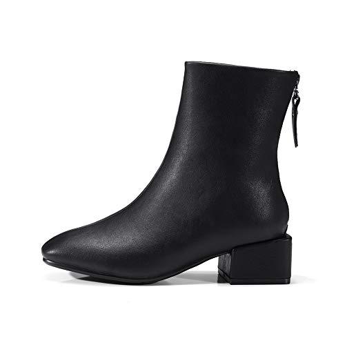 Cuña Sandalias Negro Con 1to9 Mns03381 Mujer qtxYYgw