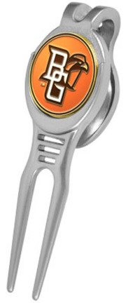 ボーリンググリーン州立ファルコンズKool Tool withゴルフボールマーカー( Set of 2 )   B001M1WKGI