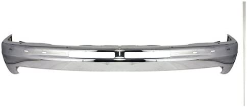 Bumper Kit Compatible with CHEVROLET SILVERADO 1999-2002//Tahoe 2000-2004 Front Set of 3 With Valance and Filler
