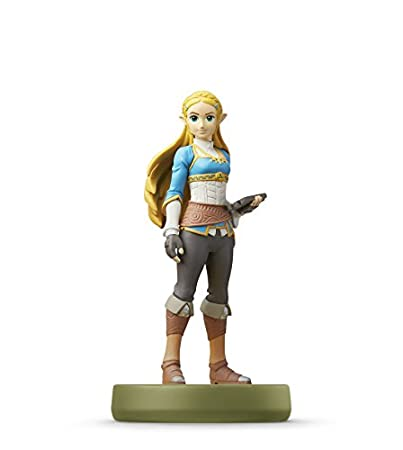 Nintendo amiibo-Zelda: Breath of the Wild - Nintendo Wii GameCube