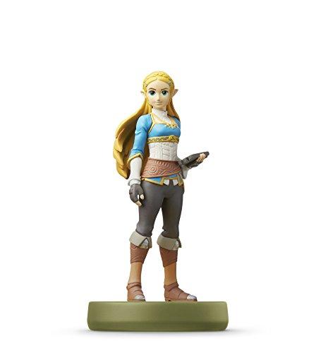 - Nintendo amiibo-Zelda: Breath of the Wild