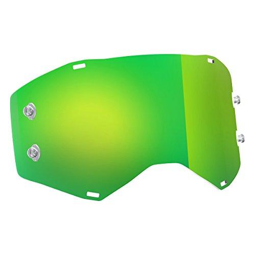 Scott Disque de rechange pour masque pour Prospect SGL Vert Chromé AFC Works