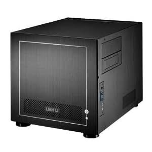 Lian Li PC-V352B MiniATX - Caja de ordenador, color negro