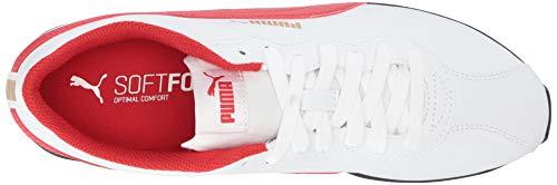 White Risk Turin Blanco Ii puma Tenis Para high Hombre Puma S04ZPwqS