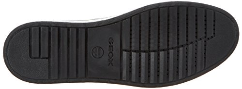 Blackc9999 Homme Uomo Sneakers Geox Rikin Noir Basses wxUp0aqn