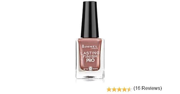 Amazon.com : Rimmel Lasting Finish Pro Nail Enamel Pink Zinfandel : Nail Polish : Beauty