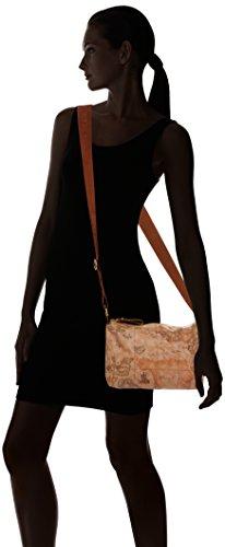hombro y Multicolore cm Mujer 1° Shoppers CLASSE x bolsos 1a MARTINI ALVIERO classe H Alviero Martini N01660010010 Beige 8 L 5x17x25 W de zxUZS7w