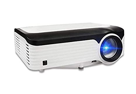 "BRILENS Native 1080P LED Projector 4000 Lumens Full HD Movie Projector Mini Video Projector Compatible with TV Stick PS4 Laptop PC 200"" Display HDMI ..."