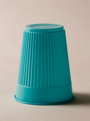 TIDI 9243  Patient Cup, 3.5 oz. Capacity, Blue (Pack of 1000)