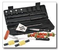 Slitzer 16 Piece BBQ Tool Set