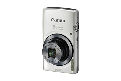 Canon PowerShot ELPH 160 (White) by Canon