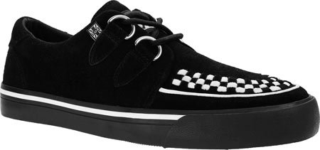 Ring U T K Sneak Sde Blk Black Alte INT Sneaker VLK D Adulto Unisex Wht Creep qqSIrd