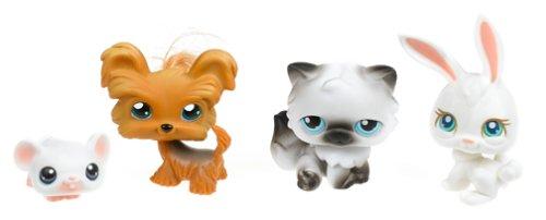 Littlest Pet Shop Bathtime Playset with 4 Pets by Littlest Pet Shop (Image #2)